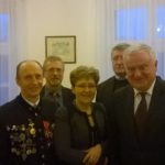 Z Wicedmarszałek E. Radziszewską